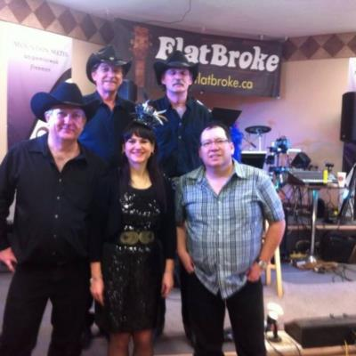 FlatBroke | Edmonton, AB | Country Band | Photo #8