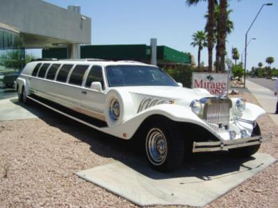 Mirage Limousines Rolls Royce limo