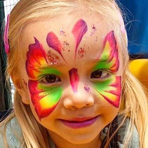 Asheville, NC Face Painter | FACE PAINTING WNC
