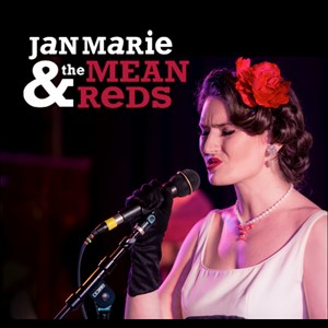 Chester Big Band | Jan Marie & The Mean Reds