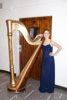Abigail Palmer | Gaithersburg, MD | Harp | Photo #5
