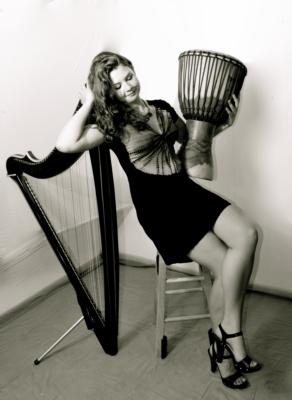 Abigail Palmer | Gaithersburg, MD | Harp | Photo #1