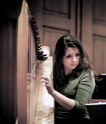 Abigail Palmer | Gaithersburg, MD | Harp | Photo #3
