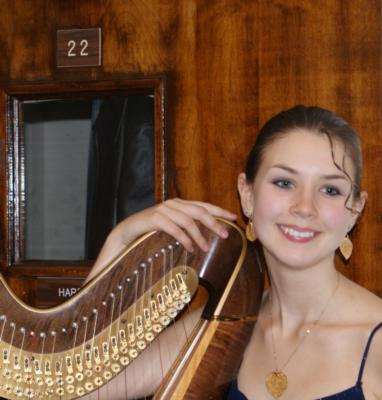 Abigail Palmer | Gaithersburg, MD | Harp | Photo #6