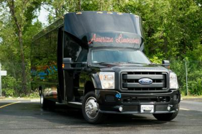 American Limousines Inc | Baltimore, MD | Party Bus | Photo #2