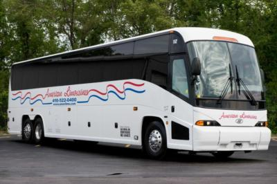 American Limousines Inc | Baltimore, MD | Party Bus | Photo #10