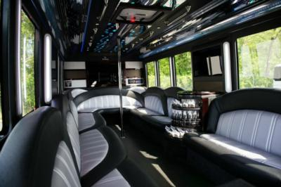 American Limousines Inc | Baltimore, MD | Party Bus | Photo #19