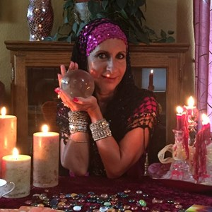 Somerton Fortune Teller | Party Psychic
