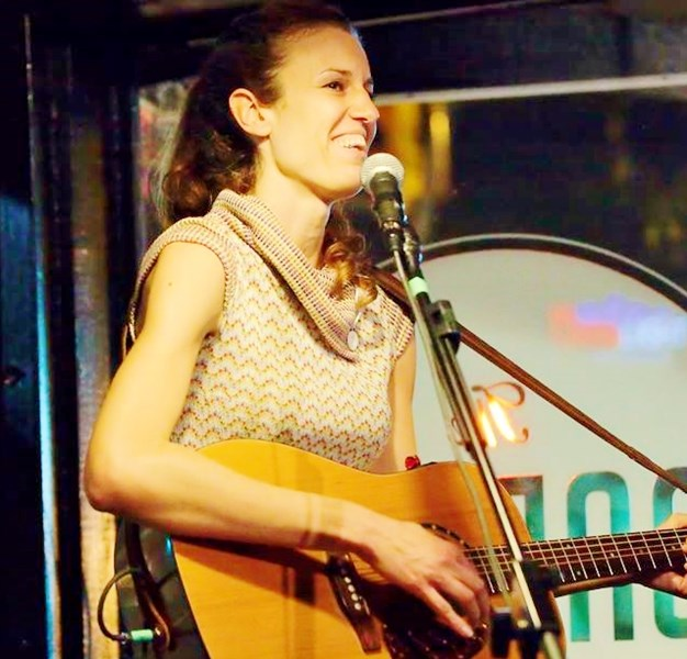 "Nicole ""Songbird"" Coward - Folk Singer - Toronto, ON"