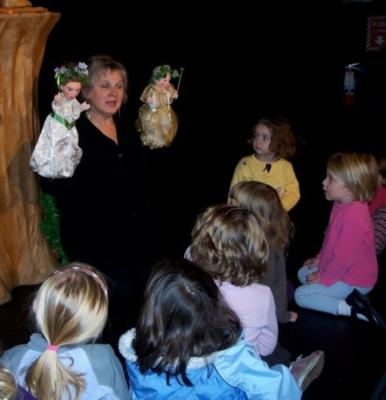 Deborah Costine Nature Puppets | Southborough, MA | Puppet Shows | Photo #6