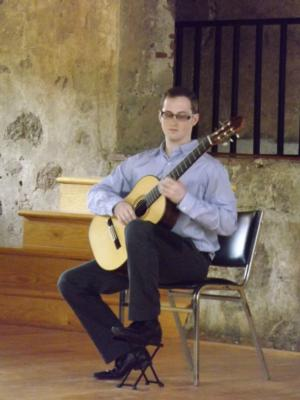 Nathaniel Earhart, Classical Guitarist  | Dallas, TX | Classical Guitar | Photo #3
