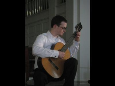 Nathaniel Earhart, Classical Guitarist  | Dallas, TX | Classical Guitar | Photo #5