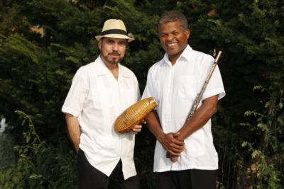 Chico Alvarez, Mauricio Smith & Ran Kan Kan Band | North Bergen, NJ | Latin Band | Photo #1