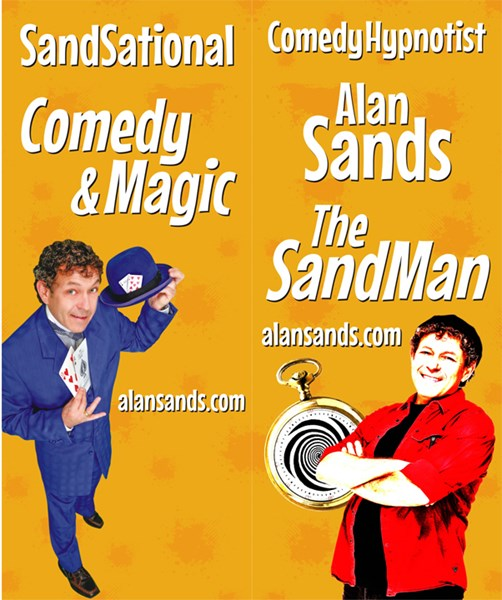 UT Comedy Hypnosis & Magic The SandMan - Hypnotist - Salt Lake City, UT