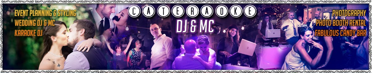 Cateraoke DJ & MC