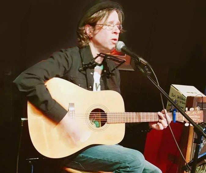James Brooks - Folk Singer - Calgary, AB