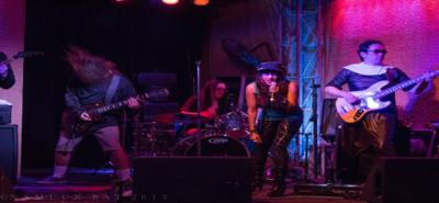 NUNS 'N MOSES | San Diego, CA | Guns N Roses Tribute Band | Photo #3