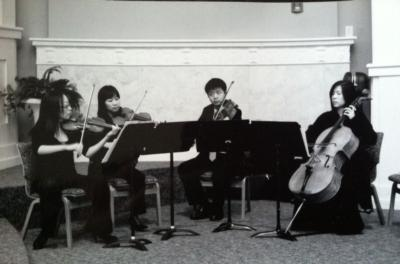 Wedding Strings | Lexington, KY | String Quartet | Photo #2