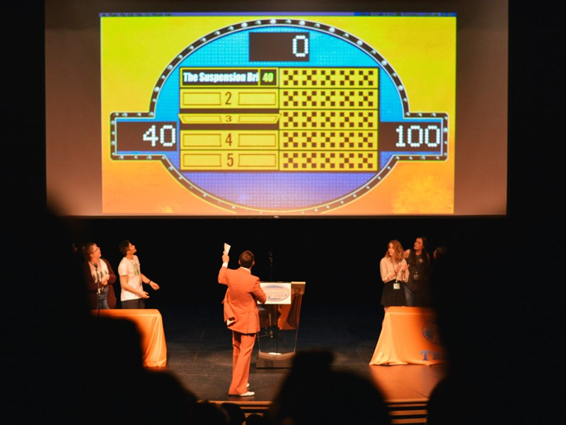 Engagement Unlimited - Interactive Game Show Host - Vancouver, BC