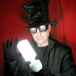 Davenport Magician | The Great Boodini