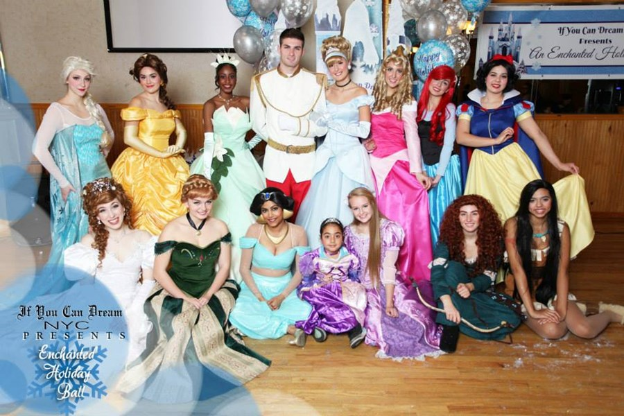 If You Can Dream NYC Premier Princess Parties