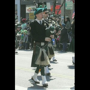 West Orange Bagpiper | Patrick Roniger- NYC Bagpiper