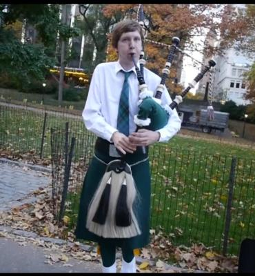 Patrick Roniger- NYC Bagpiper | New York, NY | Bagpipes | Photo #1