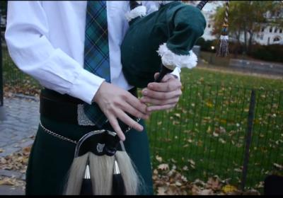 Patrick Roniger- NYC Bagpiper | New York, NY | Bagpipes | Photo #2