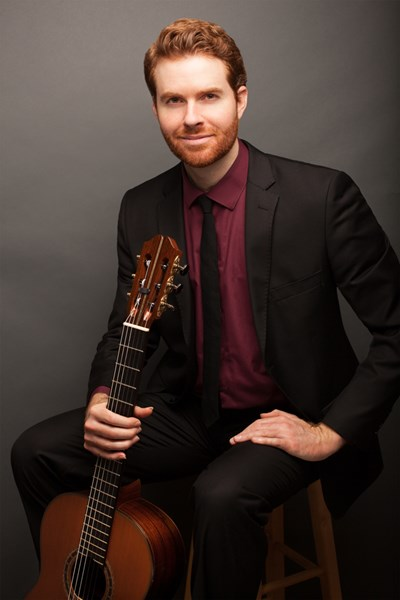 Stephan Kane | Classical Guitarist - Classical Guitarist - San Francisco, CA