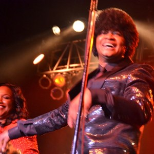 "Akron, OH Tribute Band | The Real Soul Pleaser -""A Tribute To James Brown"""