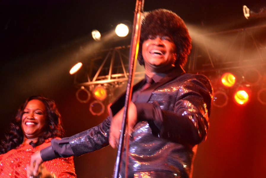 "The Real Soul Pleaser -""A Tribute To James Brown"" - Tribute Band - Akron, OH"