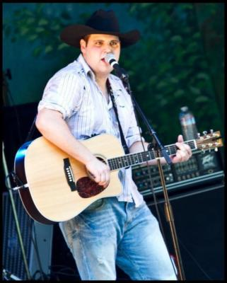 KyLe Fields | Nashville, TN | Country Acoustic Guitar | Photo #11