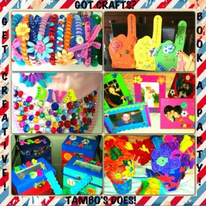 Tambo's Traveling Crafts and Creations - Carnival Game - Peoria, AZ