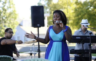 Nekita Waller | Hartford, CT | Dance Band | Photo #2
