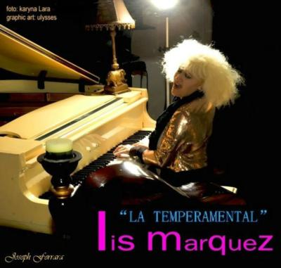 La Temperamental Lis Marquez | Miami, FL | World Music Singer | Photo #9