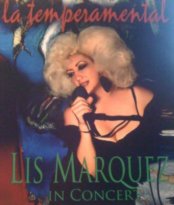 La Temperamental Lis Marquez | Miami, FL | World Music Singer | Photo #1