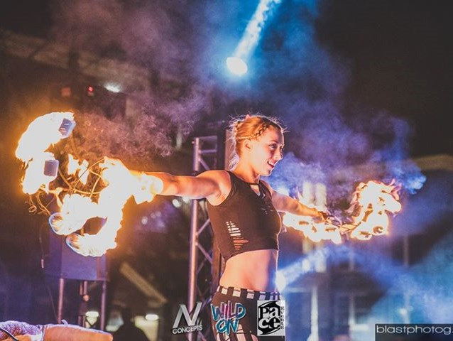 Ember Flynne - Fire Dancer - Boston, MA