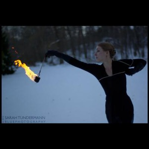 Massachusetts Fire Dancer | Ember Flynne
