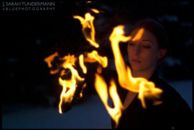 Ember Flynne | Boston, MA | Fire Dancer | Photo #3