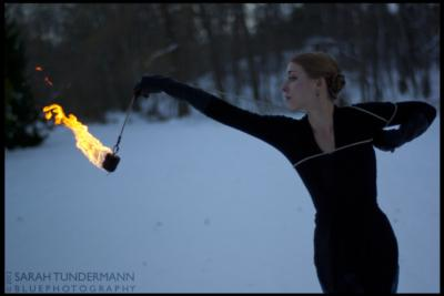 Ember Flynne | Boston, MA | Fire Dancer | Photo #1