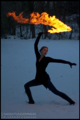 Ember Flynne | Boston, MA | Fire Dancer | Photo #2