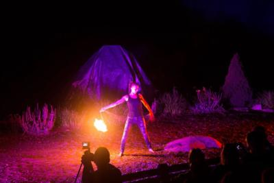 Ember Flynne | Boston, MA | Fire Dancer | Photo #10