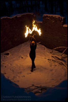 Ember Flynne | Boston, MA | Fire Dancer | Photo #4