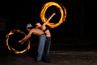 Ember Flynne | Boston, MA | Fire Dancer | Photo #9