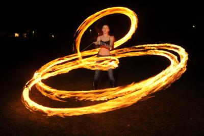 Ember Flynne | Boston, MA | Fire Dancer | Photo #8