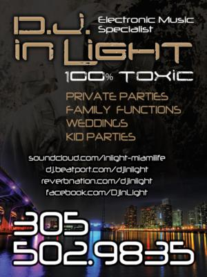 DJ Services By DJ IN LIGHT | Aventura, FL | Mobile DJ | Photo #2