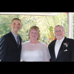 Baltimore, MD Wedding Officiant | Joel Lessard, Wedding Officiant, TYK Events
