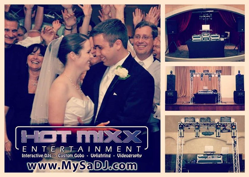 Hot Mixx Entertainment - Mobile DJ - San Antonio, TX
