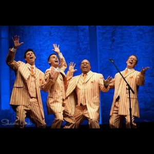 District of Columbia Barbershop Quartet | Mayhem Quartet