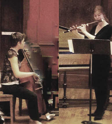Background Baroque - Classical Duo - Boston, MA